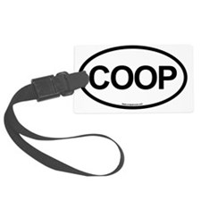 coop Luggage Tag