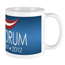 button_santorum_02 Mug