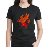 Gryphon Red Gold Tee