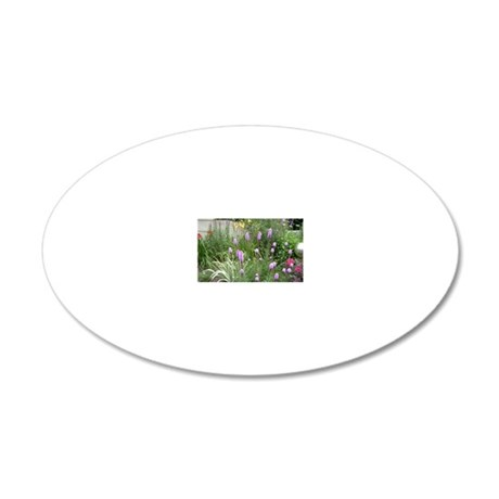 Picture 2426 20x12 Oval Wall Decal