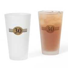 Authentic30b Drinking Glass