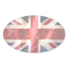 475 Union Jack Flag stadium blanket Decal