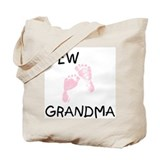 New Grandma (pink) Tote Bag