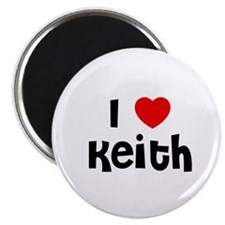 "I * Keith 2.25"" Magnet (10 pack)"