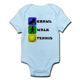 Baby tennis clothing Bodysuits
