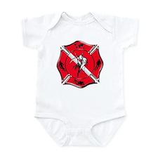 Grim Diver Infant Bodysuit