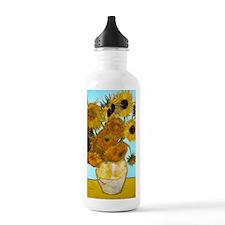 V1 VG Sunflowers Water Bottle
