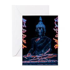 buddhanature Greeting Card