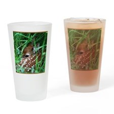 Fawn Drinking Glass