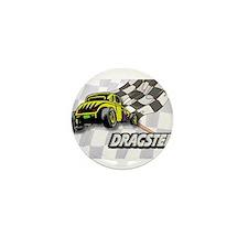 Dragster Mini Button