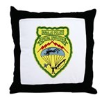 Navajo PD Specops Throw Pillow