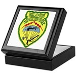 Navajo PD Specops Keepsake Box