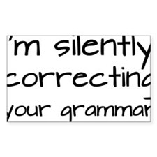 grammar3 Decal