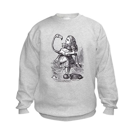Flamingo Kids Sweatshirt