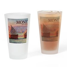 12mo Monet Cover Drinking Glass