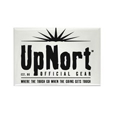 UpNort Rectangle Magnet