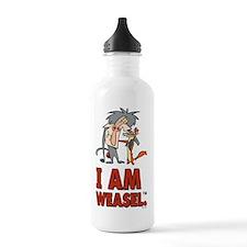 i am weasel 4 Water Bottle