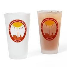Marine Corps Marathon 2013 I Surviv Drinking Glass