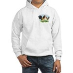 Blue Quail OE Hooded Sweatshirt