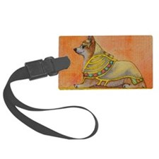 the original sphinx saturated Luggage Tag
