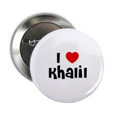 "I * Khalil 2.25"" Button (10 pack)"