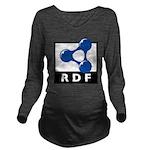 RDF Long Sleeve Maternity T-Shirt