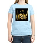 Awesome Designs Women's Light T-Shirt