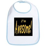 Awesome Designs Bib