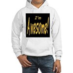 Awesome Designs Hooded Sweatshirt