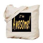 Awesome Designs Tote Bag