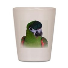 Hahns Macaw Shot Glass