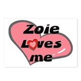 zoie loves me  Postcards (Package of 8)