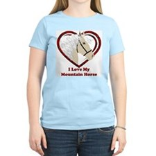 MHLoveP Women's Pink T-Shirt