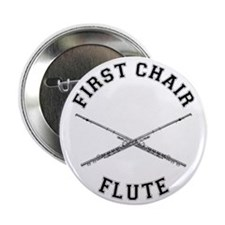 First Chair Flute Button