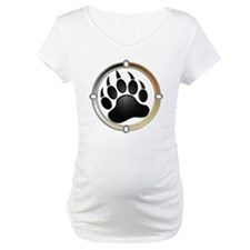 Bear Paw In Pride Circle Shirt
