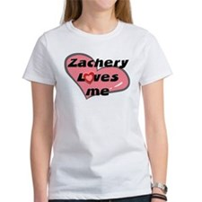 zachery loves me Tee