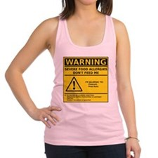 cp_warning__p_t Racerback Tank Top