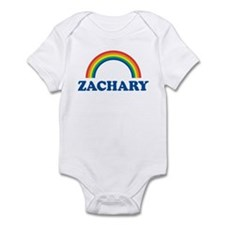 ZACHARY (rainbow) Infant Bodysuit