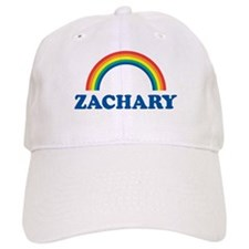 ZACHARY (rainbow) Baseball Cap