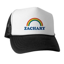ZACHARY (rainbow) Trucker Hat