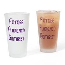 futureguitarist Drinking Glass