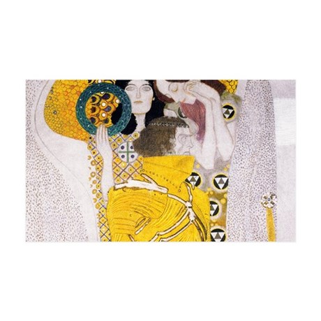 Klimt Cal 2 35x21 Wall Decal
