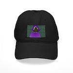 Cyber World Black Cap