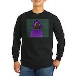 Cyber World Long Sleeve Dark T-Shirt