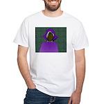 Cyber World White T-Shirt