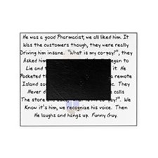 Pharmacist  Story Art Picture Frame
