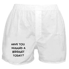 Hugged a Bridget Boxer Shorts