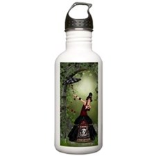 a_1_iphone_3g_case Water Bottle