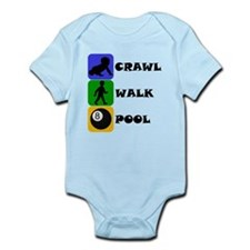 Crawl Walk Pool Body Suit