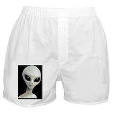Hello Alien Boxer Shorts